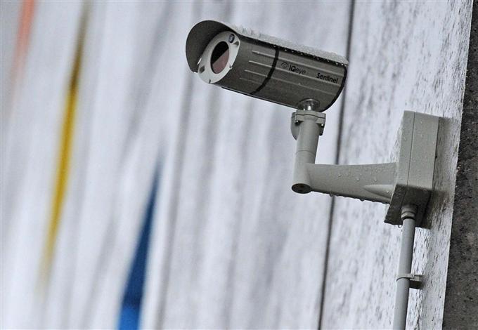 Lycée le Corbusier installé en vidéo-protection par JET1OEIL