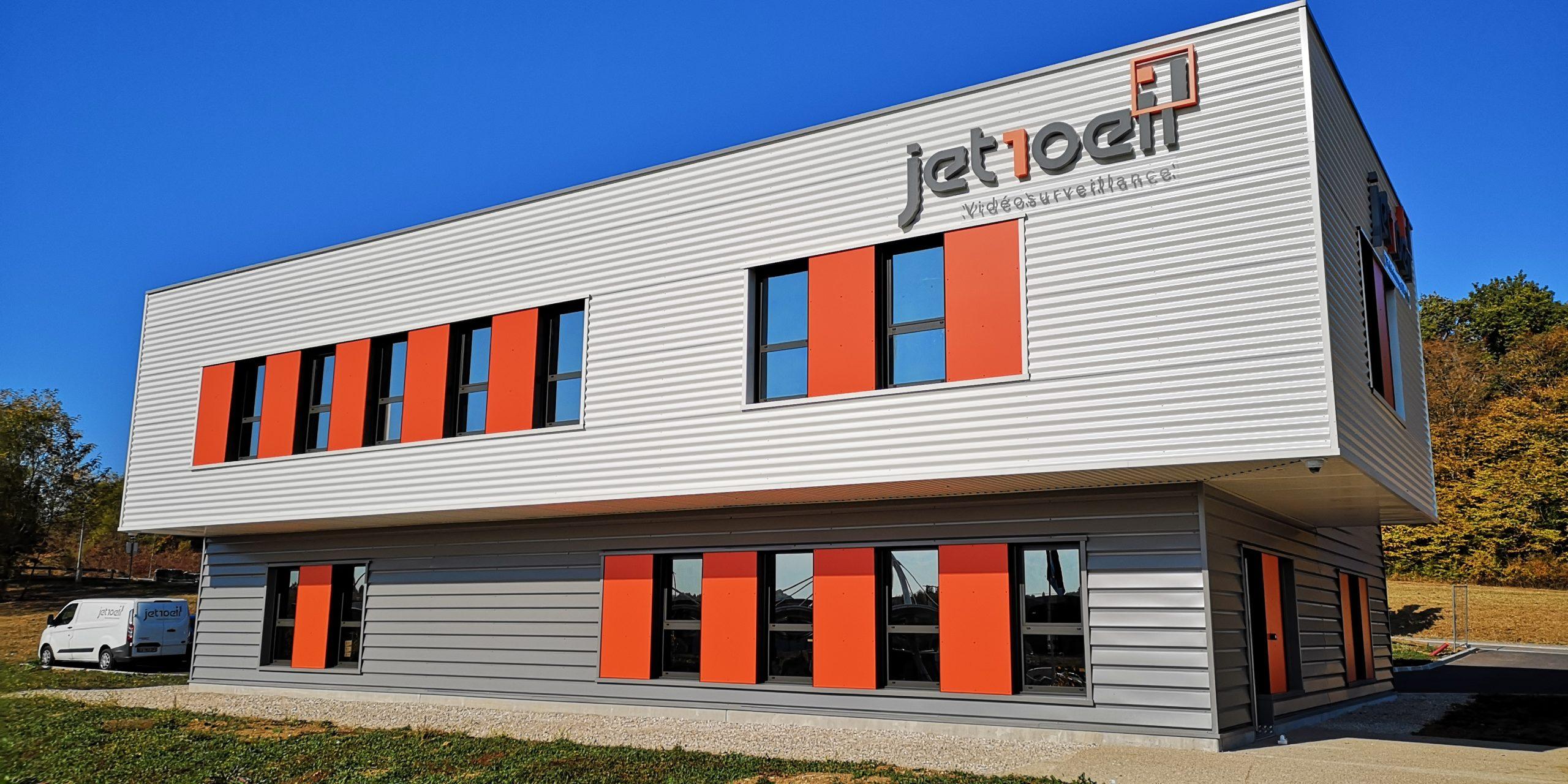 Jet1oeil, solutions de vidéosurveillance par IP