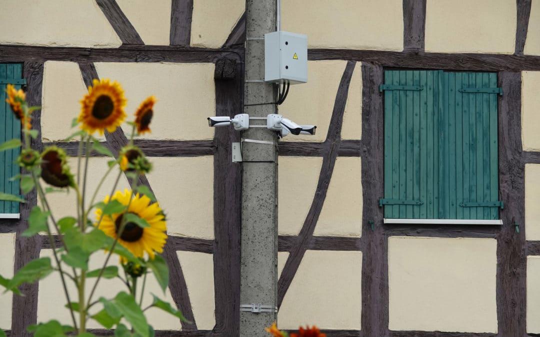 Vidéoprotection en milieu rural
